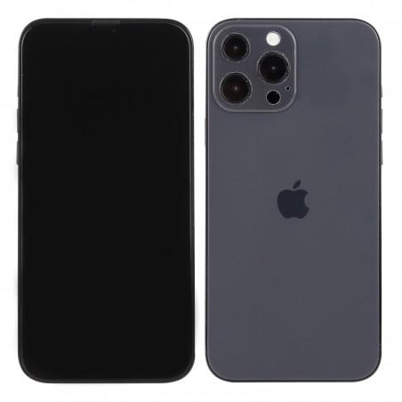 Apple iPhone 13 pro graphite factice écran noir